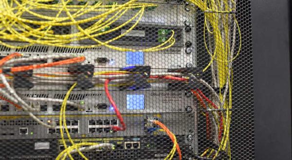Stärkefeld Netzwerktechnik und Security